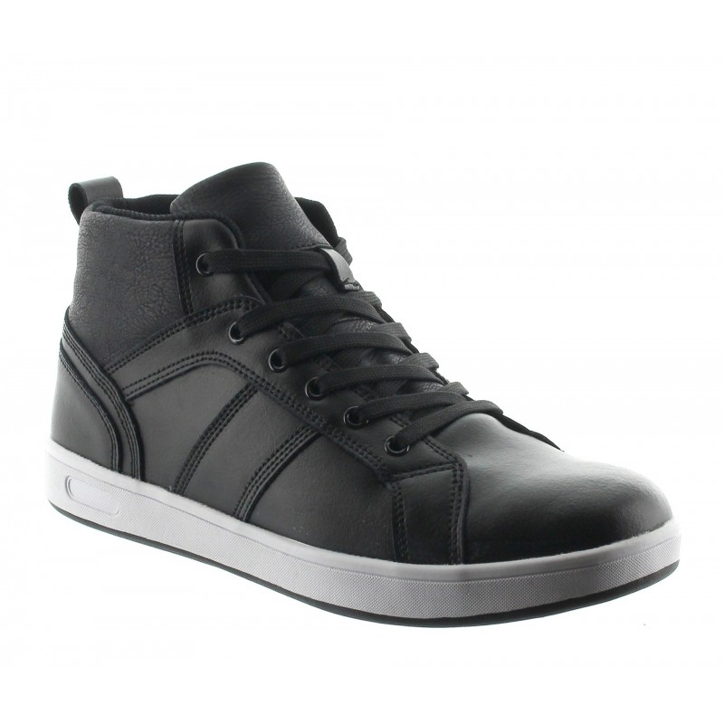 CERVO SNEAKERS BLACK +2.4''
