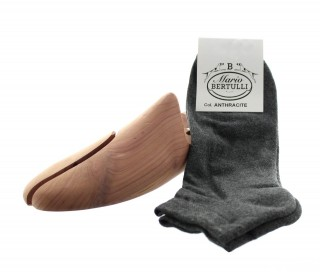 SPORT SOCKS ANTHRACITE