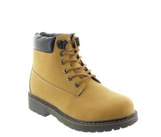 Boots Frabosa Kognak +7cm