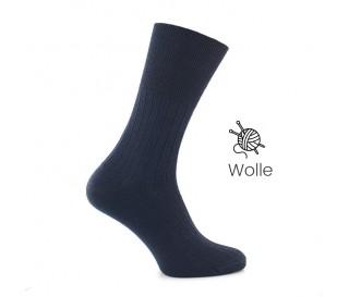 Socken Ohne Druck Blau