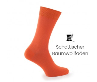 SOCKEN ORANGE