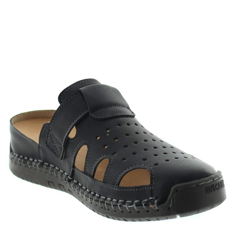 Schuhe Vendone Schwarz +5cm