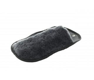 Vorderansicht  Putzlappen und Putzzubehör für Ihre Schuhe | Herrenschuhe – Mario Bertulli