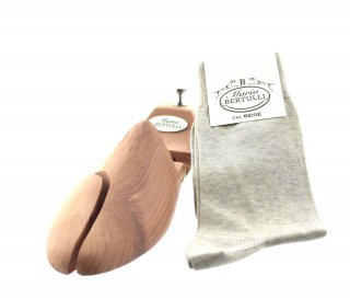Socken Beige
