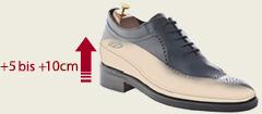Mario Bertulli bietet Ihnen die Kollektion von Levelschuhe: Luxus Schuhe, Business Schuhe, Sport Schuhe.