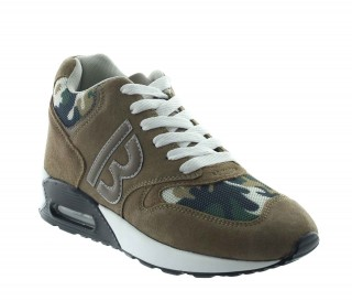 Brenta sport shoes camel +2.8""