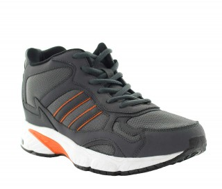 Ala Elevator Sport Shoes Grey +2.8""