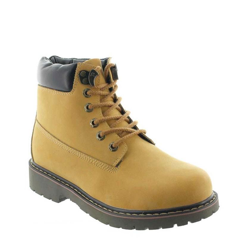 Height Increasing Boots Men - Cognac - Nubuk - +2.8'' / +7 CM - Frabosa - Mario Bertulli