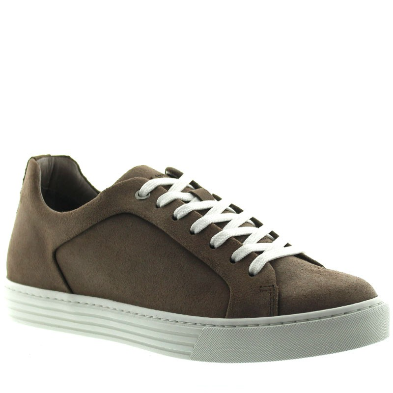 Ranzo Elevator Sneakers Brown +2,4cm""