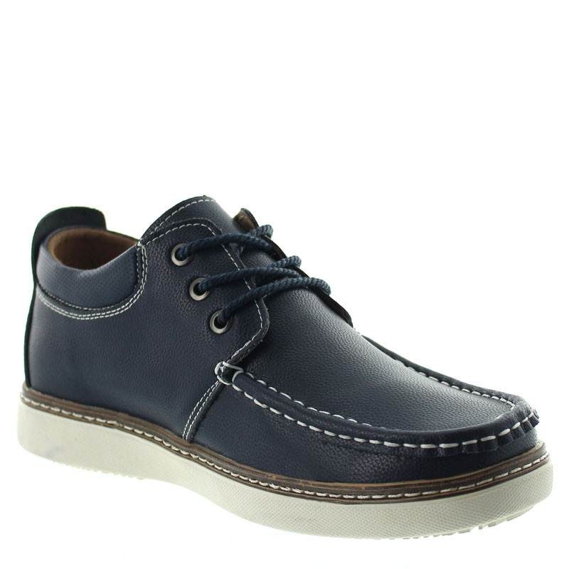 Montale Elevator Shoes Navy blue +2.2''