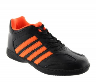 VERNAZZA SPORTSHOES BLACK/ORANGE +6""