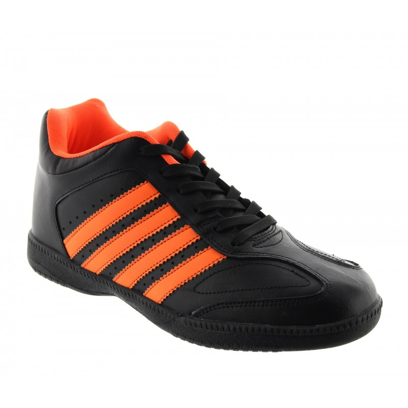 Height Increasing Sports Shoes Men - Black - Leather - +2.4'' / +6 CM - Vernazza - Mario Bertulli