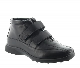 Height Increasing Boots Men - Black - Calf leather - +2.8'' / +7 CM - Noli - Mario Bertulli