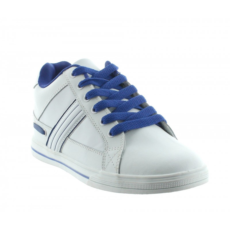 Veneto sport shoes white +2.2''