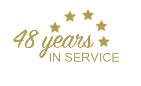 48 years of experience