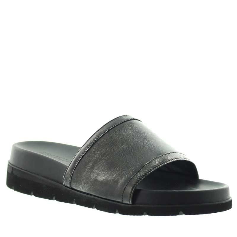 Vendone Mules Noir +5cm