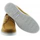 chaussure bateau Homme rehaussante - Cognac - Nubuck - +5,5 CM - Pistoia - Mario Bertulli