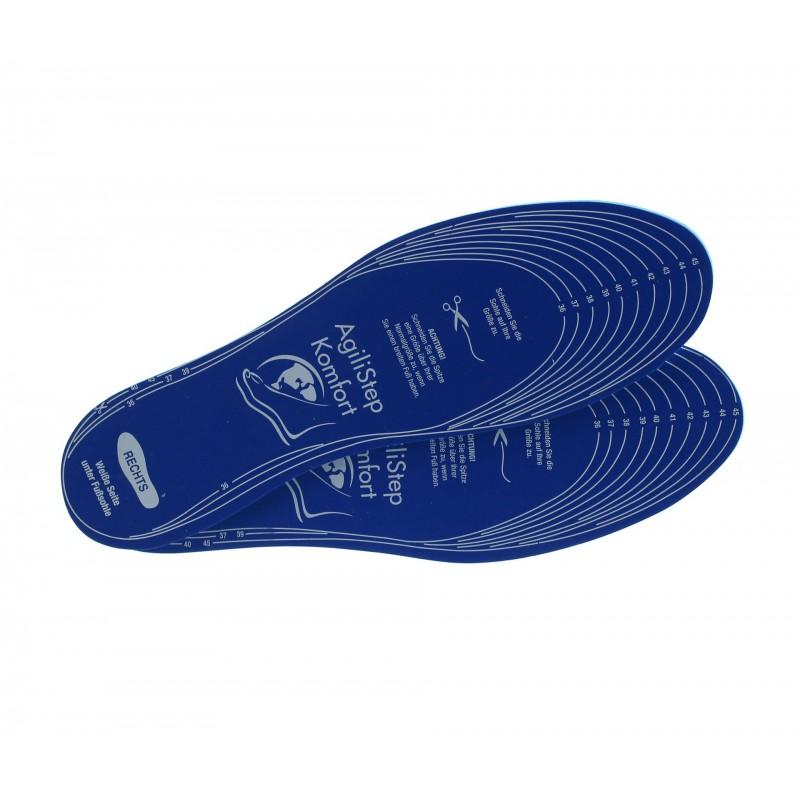 Semelle mémoire de forme - kit entretien chaussures - pour chaussures grandissantes Mario Bertulli