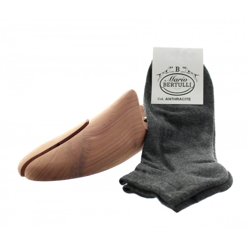 CHAUSSETTES SPORT ANTHRACITE