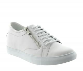 Sneaker albori blanc +6cm