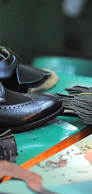 inventor of height increasing shoe