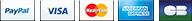 paypal, visa, cb, mastercard