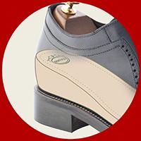 b7e252215cda1e Chaussure Compensée Homme sans Talon Haut apparent - Mario BERTULLI