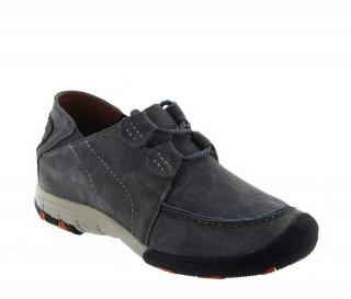 Courmayeur Buty Podwyższające Szare +5cm