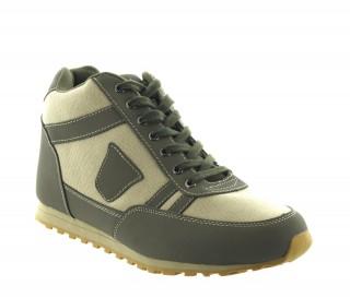 Podwyższające Buty Sportowe Scanno +6cm
