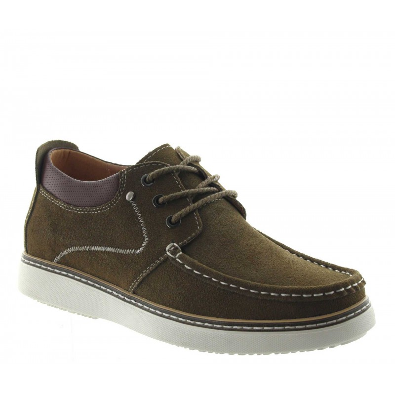 Pistoia shoes bronw +5.5cm