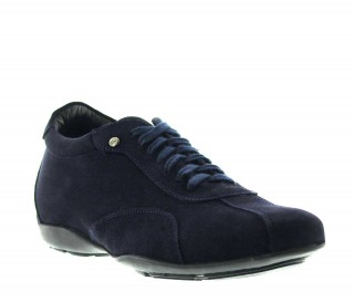 Rho Height Increasing Sneakers Dark Blue +5cm