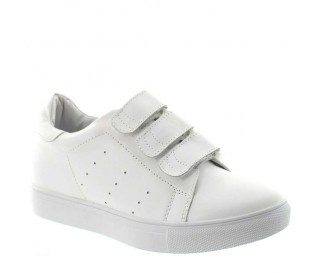 Ceriale Height Increasing Sports Shoes White +5cm