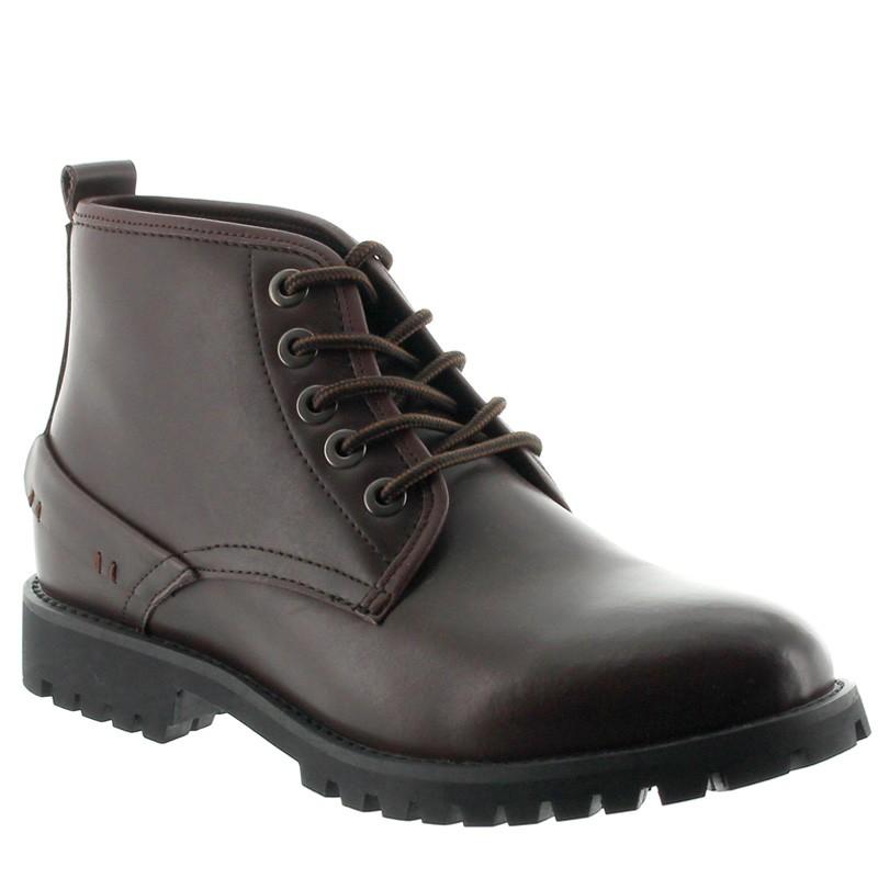Elevator Boots Men - Brown - Leather - +2.4'' / +6 CM - Norcia - Mario Bertulli