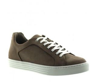 Ranzo Height Increasing Sneakers Brown +6cm