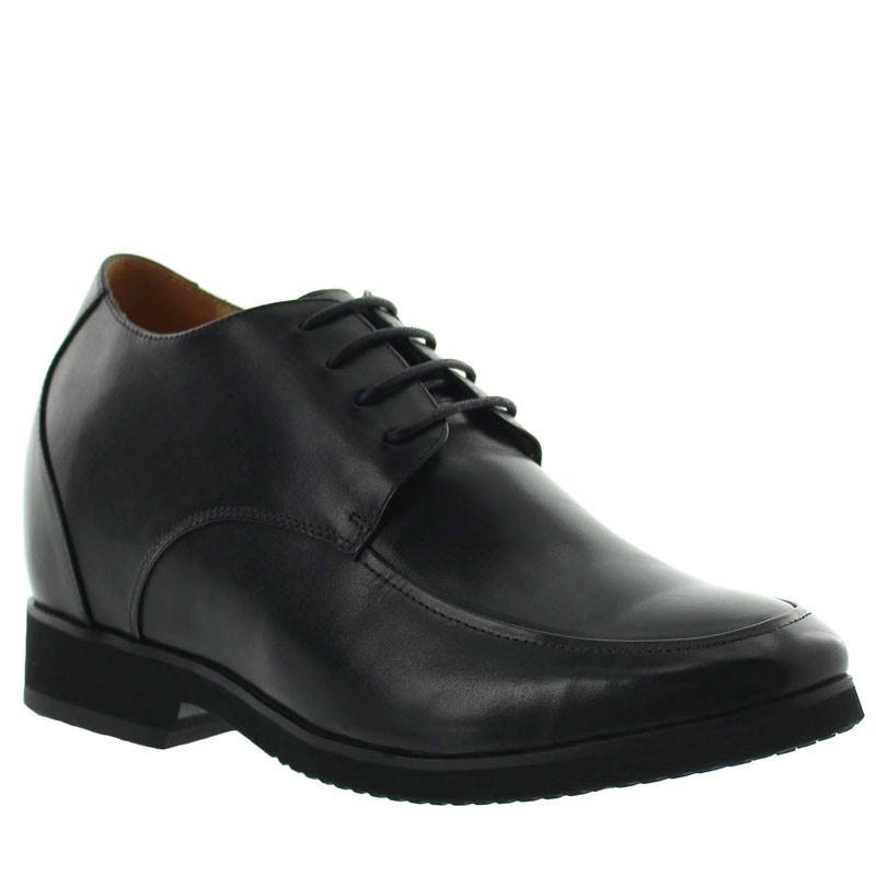 Bolano Height Increasing Shoes Black +9cm