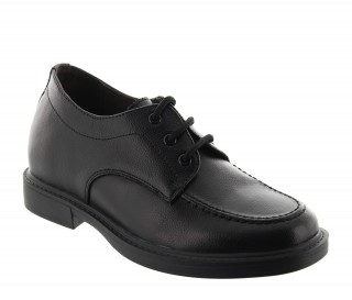 Dolomiti Elevator Derby Shoes Black +6.5cm