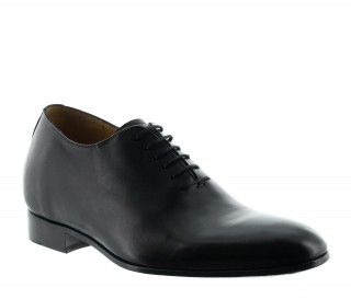 Murano shoes black +6cm