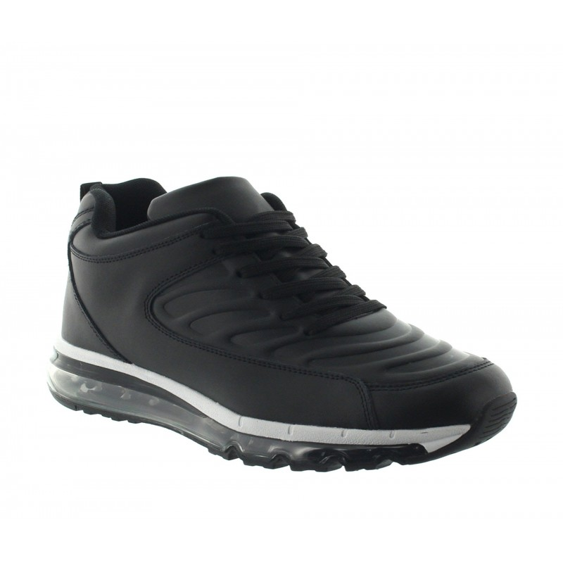 BAITO SPORT SHOES BLACK +7CM