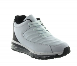 BAITO SPORT SHOES WHITE +7CM
