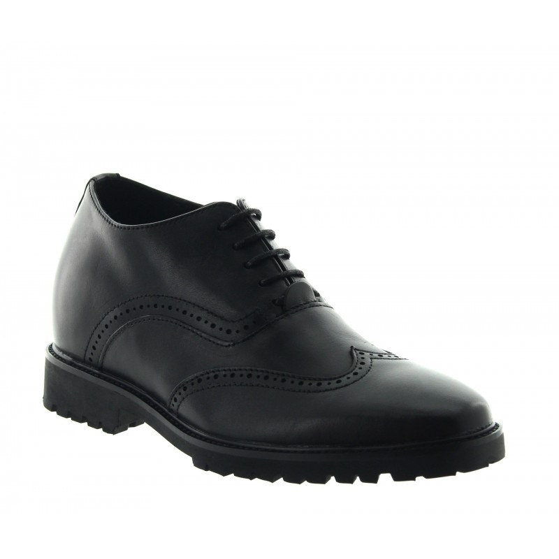 CASETTA SHOES BLACK +7 CM