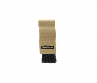 Pommadier brush - black