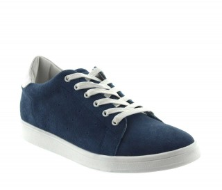 Ariano Height Increasing Sneakers Blue +5.5cm